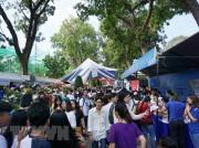 Hơn 5.000 người tham gia Ngày hội Pháp ngữ tại TP Hồ Chí Minh