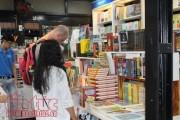 30 triệu bản sách được bày bán tại Hội sách TP Hồ Chí Minh lần X