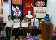 Khánh Hòa khen thưởng kịp thời 2 phóng viên dũng cảm