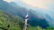 31/3/2018, Tàu hỏa leo núi hiện đại nhất Việt Nam chính thức hoạt động