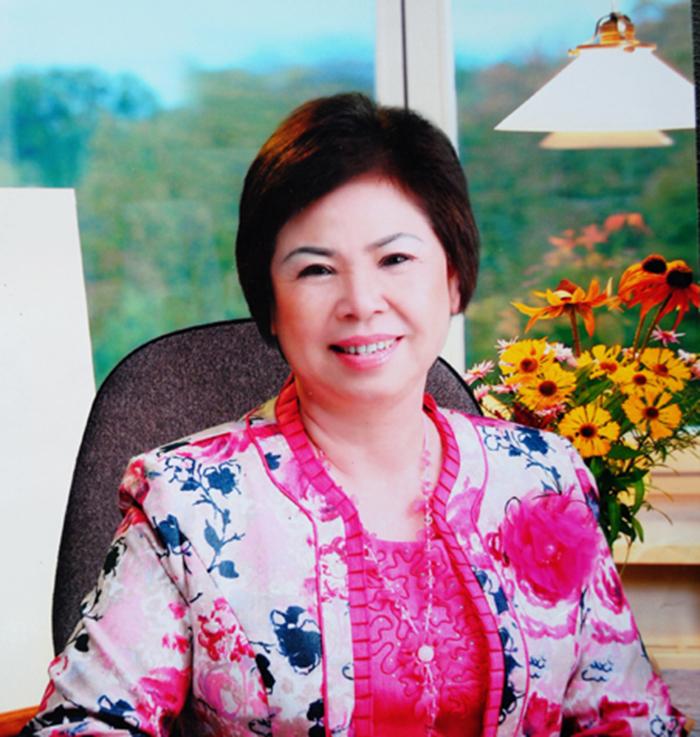 Nữ doanh nhân tài năng bên hồ Đại Lải
