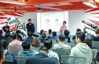 startup viet xay dung thanh cong he thong blockchain da ket noi