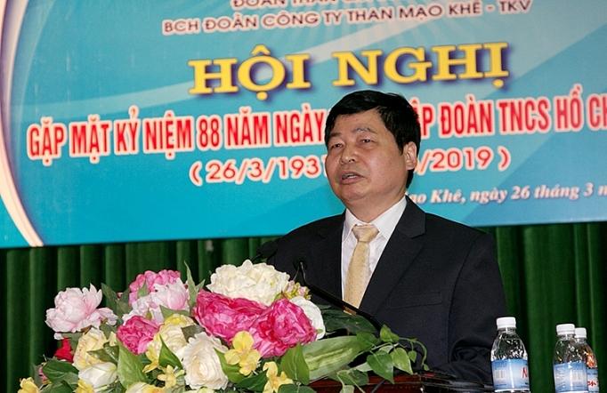 cong ty than mao khe doi thoai voi thanh nien cong nhan