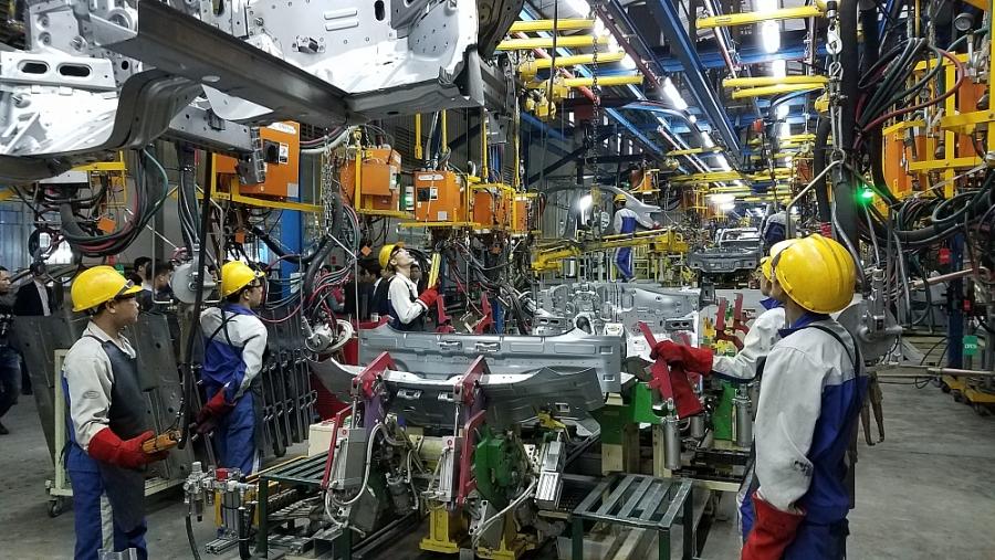 Nâng cao tỷ lệ nội địa hóa thúc đẩy ngành công nghiệp ôtô phát triển
