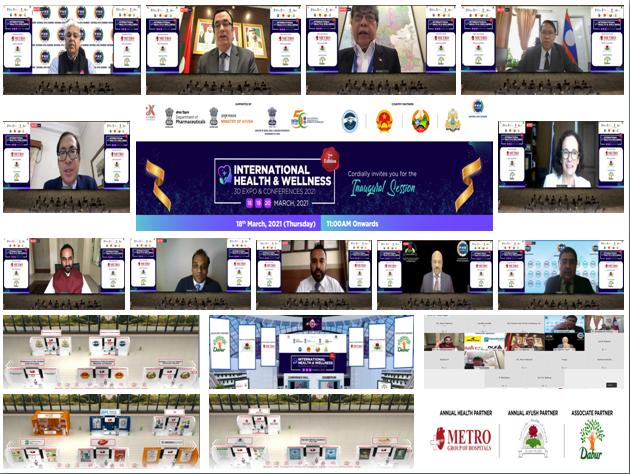 Việt Nam tham dự hội chợ quốc tế về y tế và chăm sóc sức khỏe tại Ấn Độ
