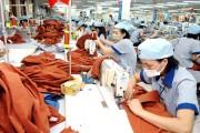 Cơ hội cho xuất khẩu dệt may