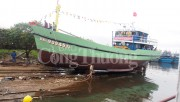 Đà Nẵng thêm một tàu vỏ sắt theo Nghị định 67 vươn khơi