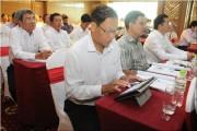 """Hội thảo """"Phổ biến mô hình cung cấp dịch vụ năng lượng (ESCO)' tại Cà Mau"""