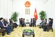 Thủ tướng tiếp Chủ tịch Tập đoàn SCG (Thái Lan)