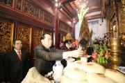 Chủ tịch nước dâng hương tưởng nhớ các Vua Hùng