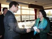 Chủ tịch Quốc hội Nguyễn Thị Kim Ngân bắt đầu thăm Hungary