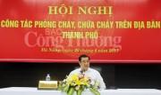 Đà Nẵng: 60% vụ cháy là do sự cố về hệ thống điện