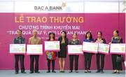 BAC A BANK: Gắn bó với lợi ích cộng đồng