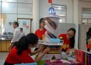 Khánh Hòa tổ chức hội thi xếp sách nghệ thuật