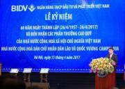 Thống đốc NHNN giao 4 nhiệm vụ cho BIDV để phát triển hơn nữa