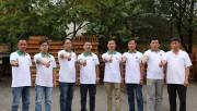 Đội Việt Nam quyết tâm vào chung kết DIFF 2017