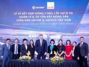 Sun Group lựa chọn Savills Việt Nam quản lý tổ hợp căn hộ 5 sao Sun Grand City Ancora Residence