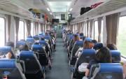 Vé tàu Hà Nội-Đà Nẵng giảm đến 50% giá