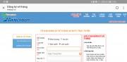 Hà Nội chính thức bán trực tuyến tem vé tháng xe buýt