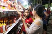 Tây Ninh: Đưa hàng Việt về bản làng