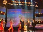 Tân Á Đại Thành đạt giải Vàng Chất lượng quốc gia năm 2017