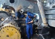 An toàn lao động là nhiệm vụ hàng đầu