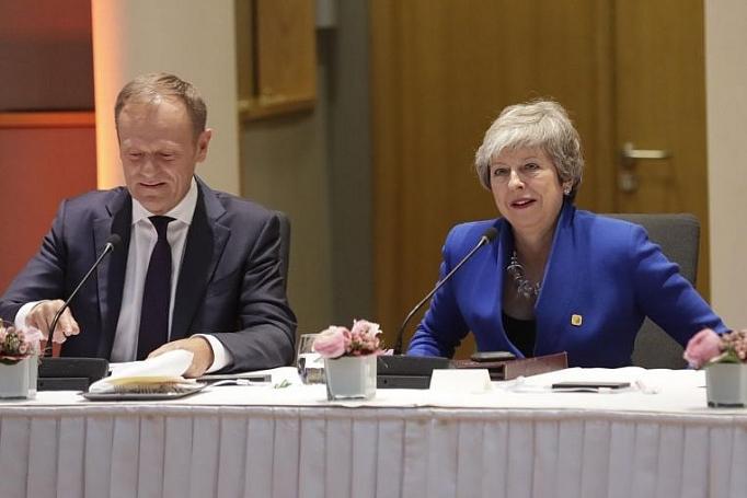 eu va anh dong y gia han brexit cho den ngay 31 thang 10