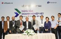 chuong trinh hop tac vpbank haravan nang tam 50000 doanh nghiep viet