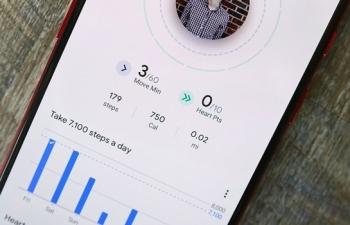 google ra mat ung dung theo doi suc khoe cho iphone