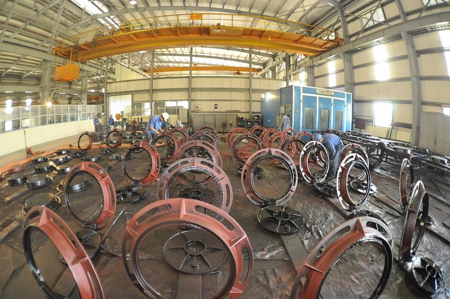Phát triển công nghiệp chế biến, chế tạo hướng tới tạo giá trị gia tăng cao