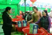 Người tiêu dùng ưa chuộng hàng Việt Nam