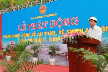 nganh cong thuong phat dong thang hanh dong ve an toan ve sinh lao dong nam 2017