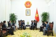 Thủ tướng Nguyễn Xuân Phúc tiếp Đại sứ Nhật Bản