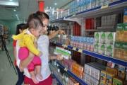 Sơn La: Điểm bán hàng Việt Nam thu hút người tiêu dùng
