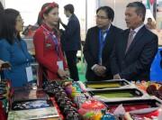 Doanh nghiệp Việt tích cực xúc tiến thương mại tại Hội chợ quốc tế Alger lần thứ 50