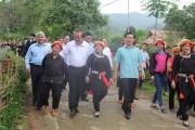 Hà Giang thực hiện tốt chính sách dân tộc