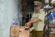 Kiểm tra và xử lý 224 vụ vi phạm về sản xuất kinh doanh rượu tại Đà Nẵng