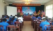 Đại hội Đoàn TNCS Hồ Chí Minh Sở Công Thương Quảng Trị lần thứ VII