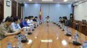 Công ty Orange Renewable muốn đầu tư các dự án năng lượng tái tạo tại Quảng Bình