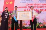 Hải Vân Quan đón nhận bằng xếp hạng Di tích quốc gia