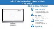 VietinBank triển khai Hệ thống Mua bán ngoại tệ Vision FX
