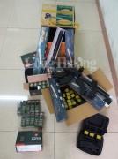 Đà Nẵng: Bắt giữ hàng trăm sản phẩm hàng hóa cấm nguy hiểm