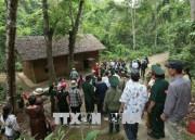 Du khách đến Điện Biên tăng đột biến