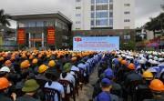 Công ty Tuyển than Cửa Ông (TKV) phát động Tháng công nhân- Tháng hành động ATVSLĐ