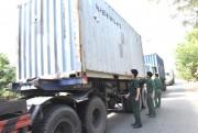 Thu giữ 64 tấn hóa chất formalin độc hại nhập lậu