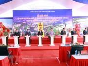 """Hải Phòng: Làm """"thần tốc"""" cầu vượt nút giao khác mức Nguyễn Văn Linh"""