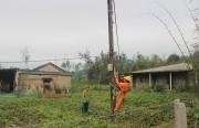 Quảng Bình: Ngành điện góp phần xây dựng nông thôn mới