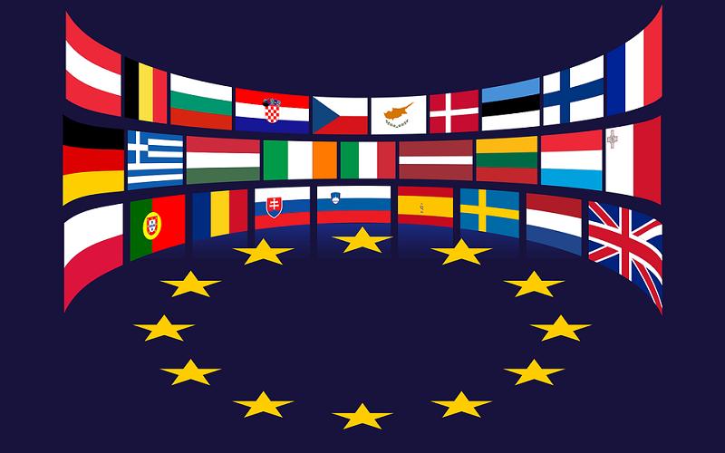 Kết quả hình ảnh cho Liên minh Châu Âu (EU)