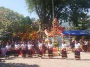Lễ hội Điện Trường Bà tôn vinh giá trị văn hóa tinh thần, cội nguồn