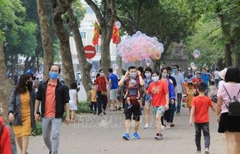luong khach den ha noi sut giam 919 trong dip nghi le 304 15